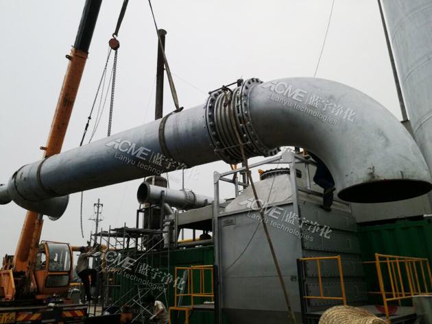 煤制煤气机组SCR亚博体育yabo88在线ios