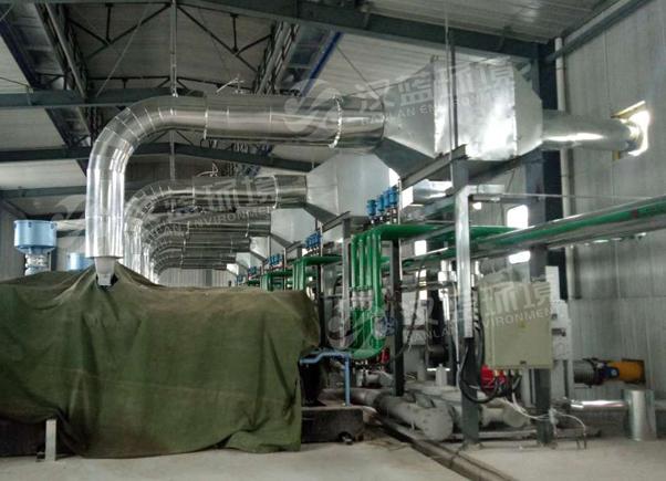 万纯瓦斯发电机组SCR亚博体育yabo88在线ios系统在某瓦斯电站正式安装运行