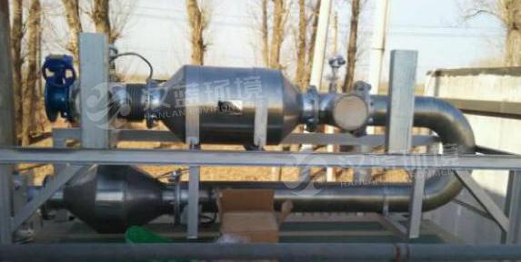 万纯生物质气发电机组SCR脱硝设备