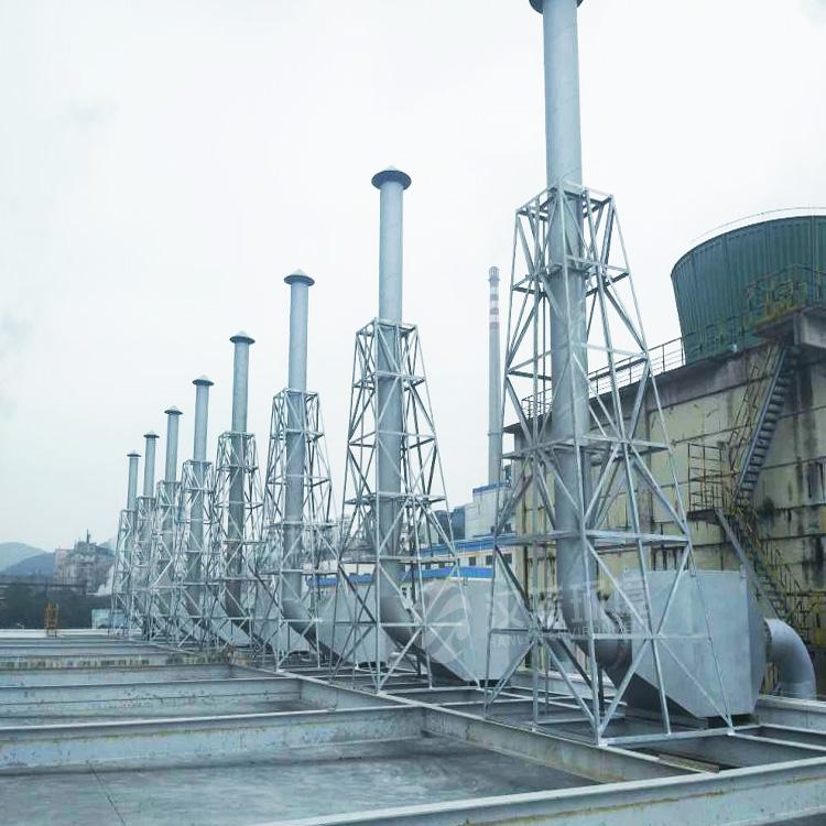 万纯发电机组烟气净化设备