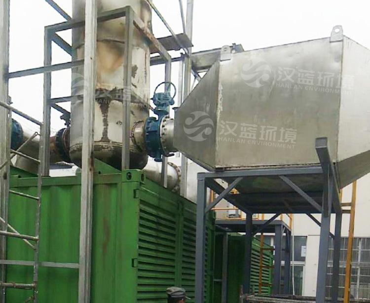 万纯垃圾填埋沼气电站SCR亚博体育yabo88在线ios系统