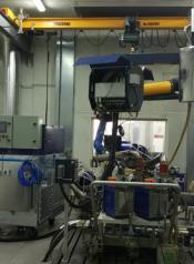 发动机测试台架工程
