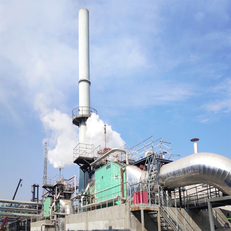 河北汉蓝SCR脱硝工程-发电机组同余热装置脱硝一体化设备